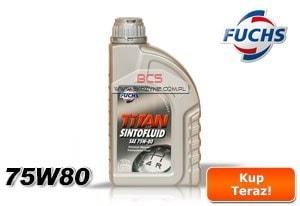 Olej Fuchs Sintofluid 75W80