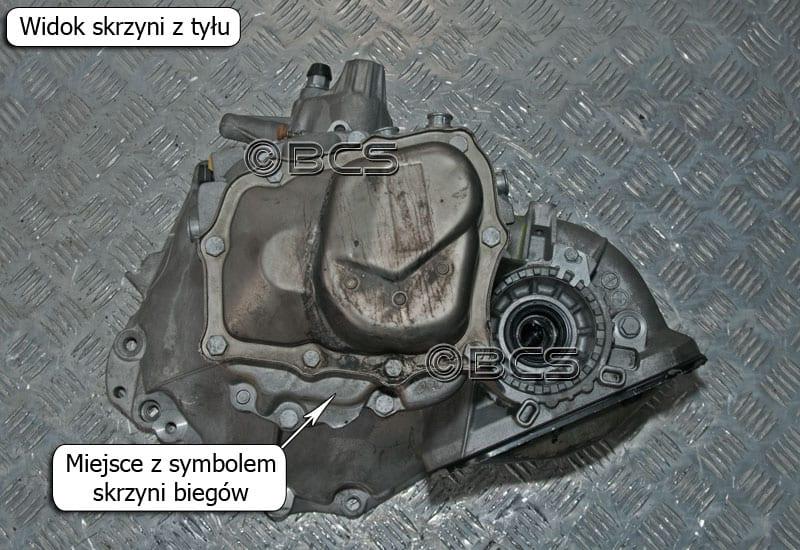 Skrzynie Bieg 243 W Opel Typ F13 Informacje